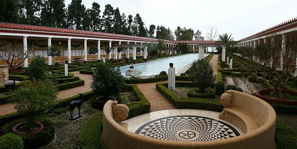 法式庭院 - 欧式风格 - 北京江润园林设计官网