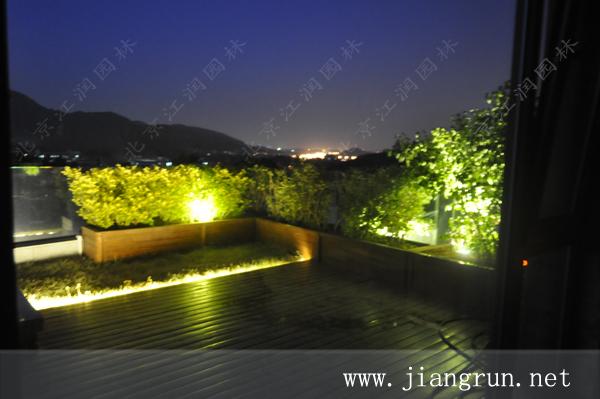 香邑山别墅 - 屋顶花园 - 北京江润园林设计官网